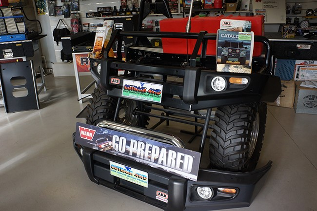 Outback 4WD, Your Complete Off Road & 4X4 Accessory Shop